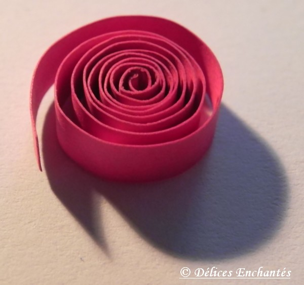 quilling rond