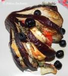 aubergines au four