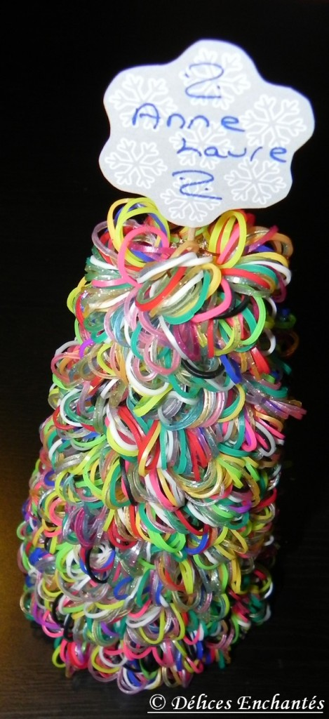 sapin rainbow loom 6
