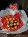 bouquet ferrero rocher 5