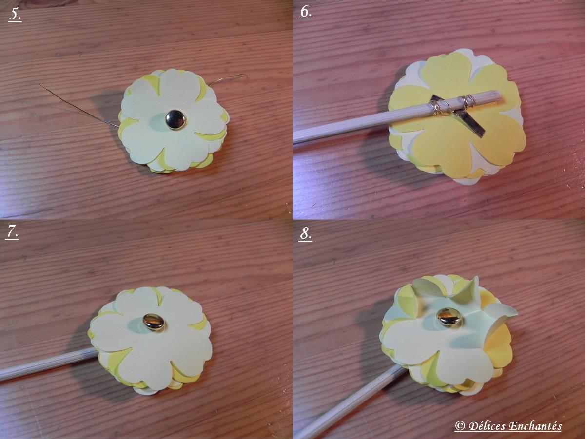 fleur en papier 4